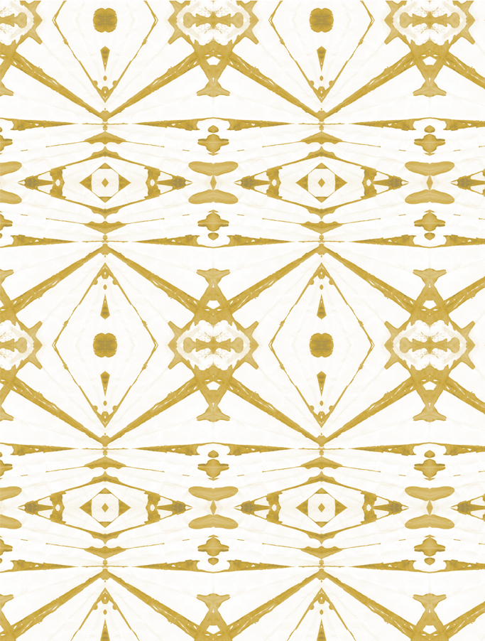 Kaleidoscope Mostaza